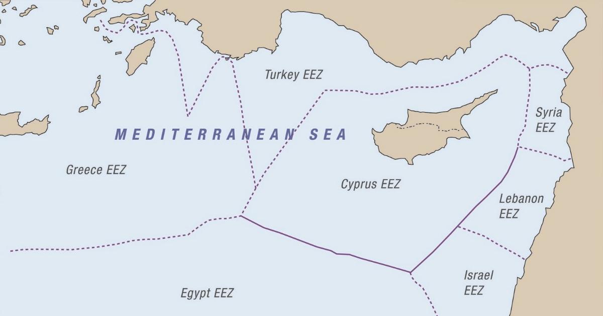 Cyprus EEZ & Yavuz