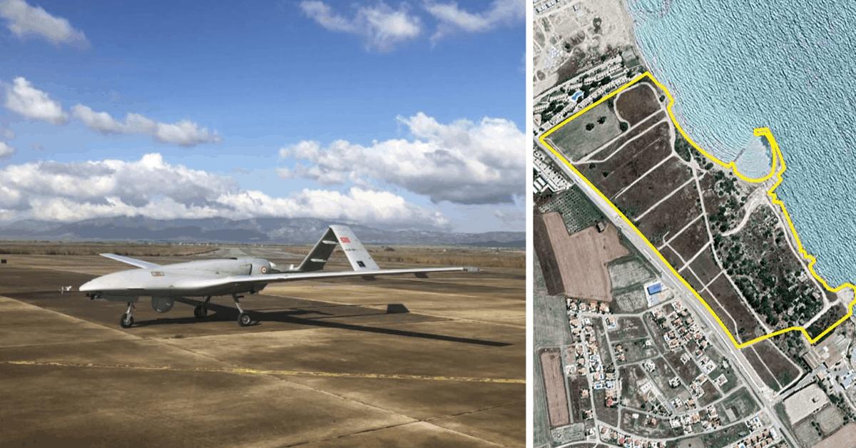 Cyprus Drone & Naval Base